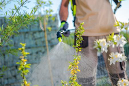 How herbicides and insecticides benefit your garden.